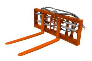 Paletizační vidle - hydraulicky stavitelné